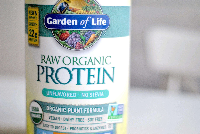 gott veganskt proteinpulver